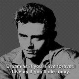 James Dean: Live