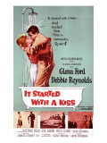 It Started with a Kiss  Debbie Reynolds  Glenn Ford  1959