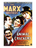 Animal Crackers  Groucho Marx  Zeppo Marx  Chico Marx  Harpo Marx  1930