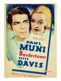 Bordertown  Paul Muni  Bette Davis  1935