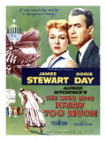 The Man Who Knew Too Much  Top Doris Day  James Stewart  1956