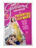 Presenting Lily Mars  Judy Garland  Van Heflin  1943