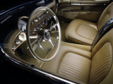 1954 Chevrolet Corvette Interior
