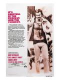 The Longest Yard  Burt Reynolds  1974