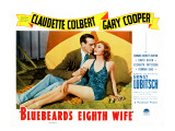 Bluebeard&#39;s Eighth Wife  Gary Cooper  Claudette Colbert  1938