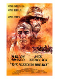 The Missouri Breaks  Marlon Brando  Jack Nicholson  1976
