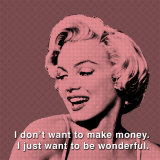 Marilyn: Wonderful