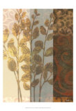 Tapestry with Leaves I