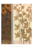Tapestry with Leaves II