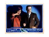 The Invisible Man  Gloria Stuart  William Harrigan  1933