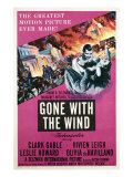 Gone with the Wind  Clark Gable  Vivien Leigh  1939