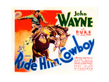 Ride Him Cowboy  John Wayne  1932