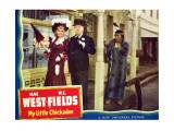 My Little Chickadee  Mae West  WC Fields  George Moran  1940
