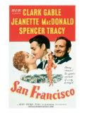 San Francisco  Jeanette Macdonald  Clark Gable  Spencer Tracy  1936