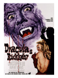 Dracula Has Risen from the Grave  Christopher Lee  Veronica Carlson  1968