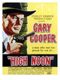 High Noon  Gary Cooper  1952