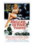 Heller in Pink Tights  Sophia Loren  Steve Forrest  Anthony Quinn  1960