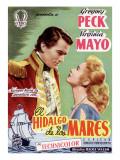 Captain Horatio Hornblower  Gregory Peck  Virginia Mayo  1951