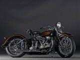 1937 Harley Davidson ELS Knucklehead