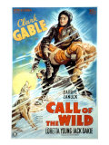 The Call of the Wild  Clark Gable  Loretta Young  1935