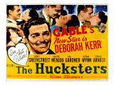 The Hucksters  Clark Gable  Deborah Kerr  1947