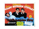 The Philadelphia Story  Katharine Hepburn  Cary Grant  James Stewart  1940