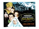 Black Narcissus  David Farrar  Sabu  Jean Simmons  Deborah Kerr  Kathleen Byron  1947