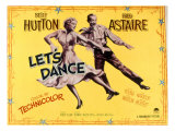 Let's Dance  Betty Hutton  Fred Astaire  1950