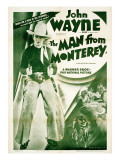 The Man from Monterey  John Wayne  1933