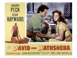 David and Bathsheba  Gregory Peck  Susan Hayward  1951