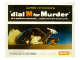Dial M for Murder  Anthony Dawson  Grace Kelly  1954