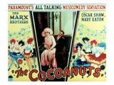 The Cocoanuts  Margaret Dumont  Groucho Marx  1929