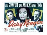 Daisy Kenyon  Dana Andrews  Joan Crawford  Henry Fonda  1947