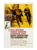 Butch Cassidy and the Sundance Kid  Paul Newman  Robert Redford  1969