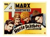 Horse Feathers  Zeppo Marx  Groucho Marx  Harpo Marx  Chico Marx  1932