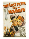 The Last Train from Madrid  Lew Ayres  Dorothy Lamour  1937