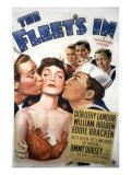 The Fleet's In  William Holden  Dorothy Lamour  Eddie Bracken  1942