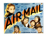 Air Mail  Gloria Stuart  Russell Hopton  Ralph Bellamy  Lilian Bond  Pat O&#39;Brien  1932