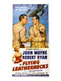 Flying Leathernecks  John Wayne  Robert Ryan  Janis Carter  1951