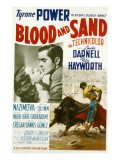 Blood and Sand  Rita Hayworth  Tyrone Power  1941