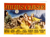 Julius Caesar  Louis Calhern  Greer Garson  James Maso N  Marlon Brando  Deborah Kerr  1953