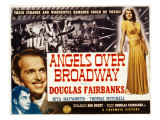 Angels over Broadway  Thomas Mitchell  Douglas Fairbanks Jr  Rita Hayworth  1940