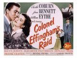 Colonel Effingham's Raid  Joan Bennett  William Eythe  Charles Coburn  1946
