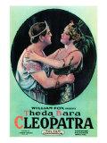Cleopatra  Thurston Hall  Theda Bara  1917