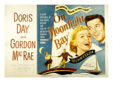 On Moonlight Bay  Doris Day  Gordon Macrae  1951