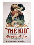 The Kid  Jackie Coogan  Charles Chaplin  1921