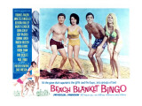 Beach Blanket Bingo  Frankie Avalon  Annette Funicello  Mike Nader  1965
