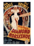 Diamond Horseshoe  Betty Grable  Dick Haymes  Phil Silvers  1945