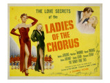 Ladies of the Chorus  Adele Jergens  Marilyn Monroe  1948
