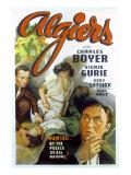 Algiers  Charles Boyer  Hedy Lamarr  1938